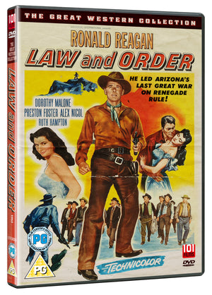 Law and Order (1953) (DVD)