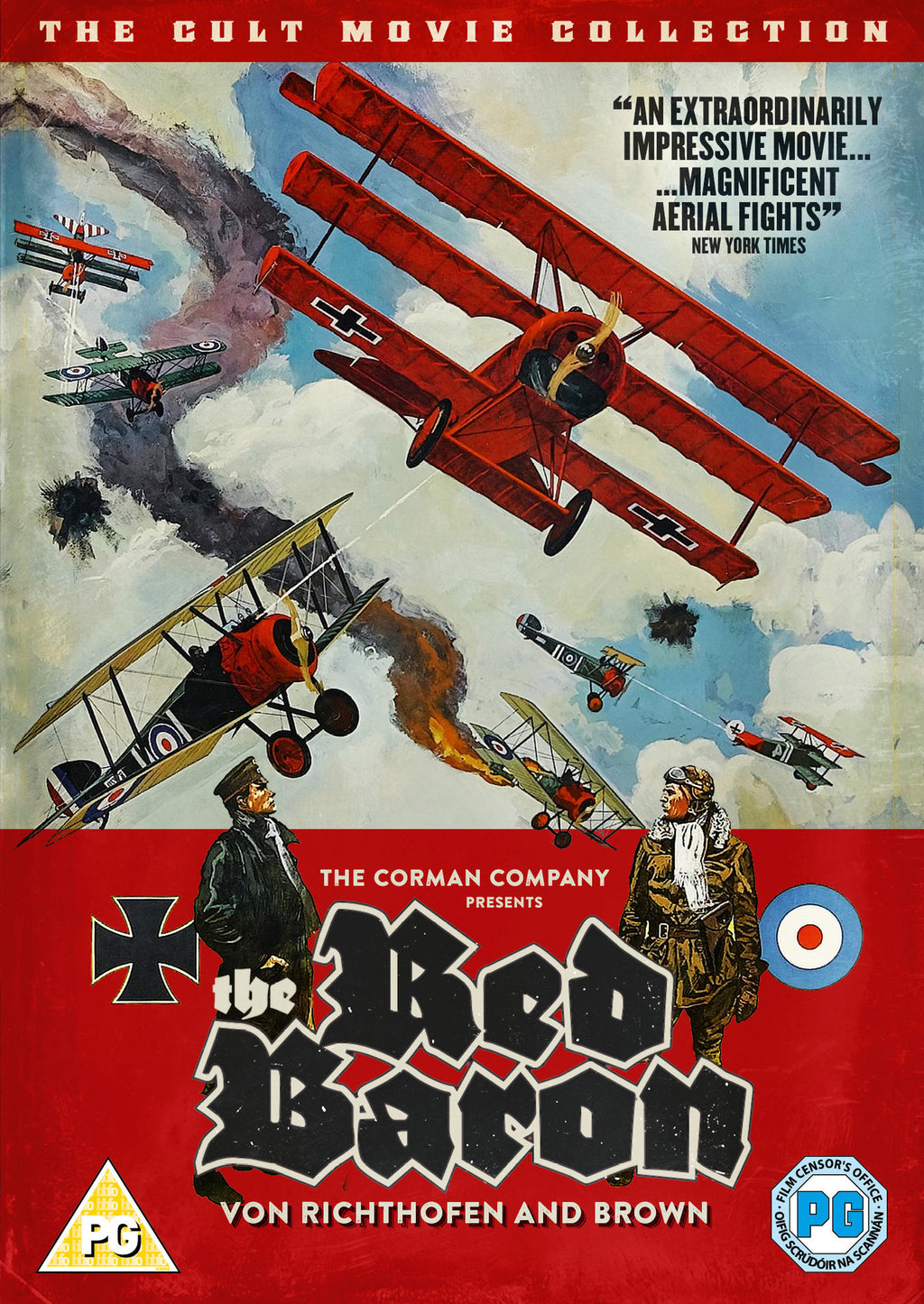Von Richthofen and Brown (1971) (DVD)