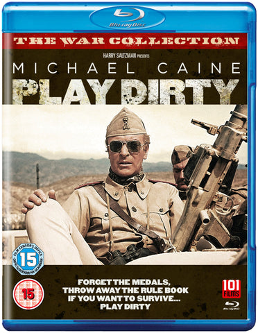 Play Dirty (1969) (Blu-Ray)