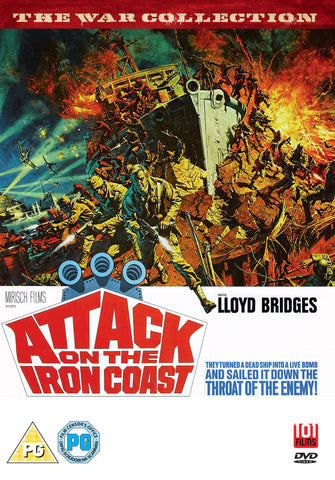 Attack On The Iron Cost [DVD]