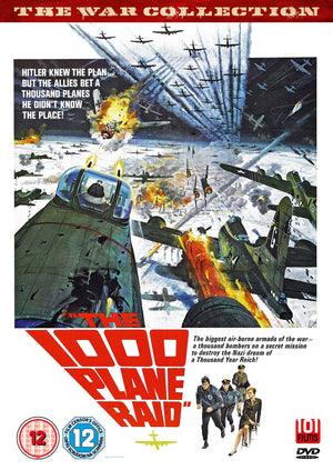 Thousand Plane Raid (1969) (DVD)