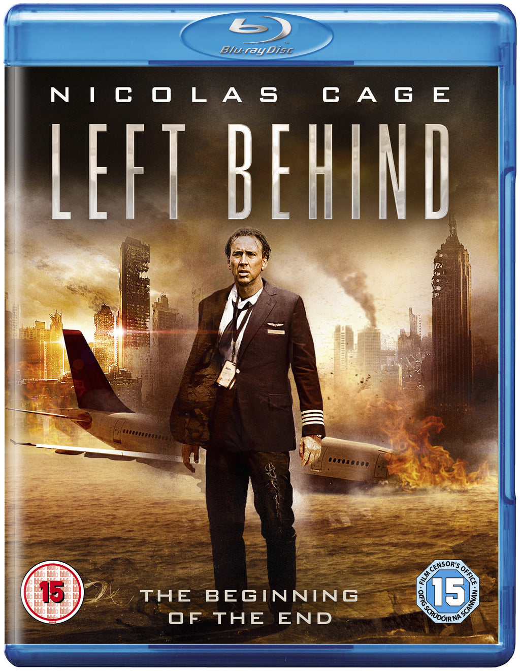 Left Behind (Blu-ray)