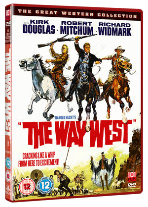 Way West (1967) (DVD)