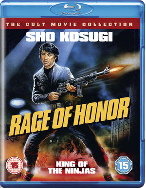 Rage Of Honor (1987)