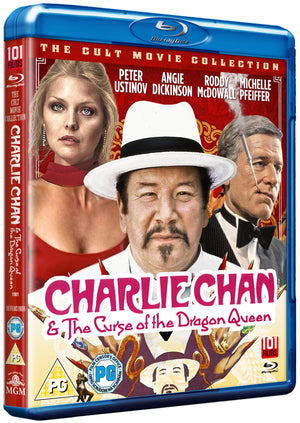 Charlie Chan & the Curse of the Dragon Queen (1981)
