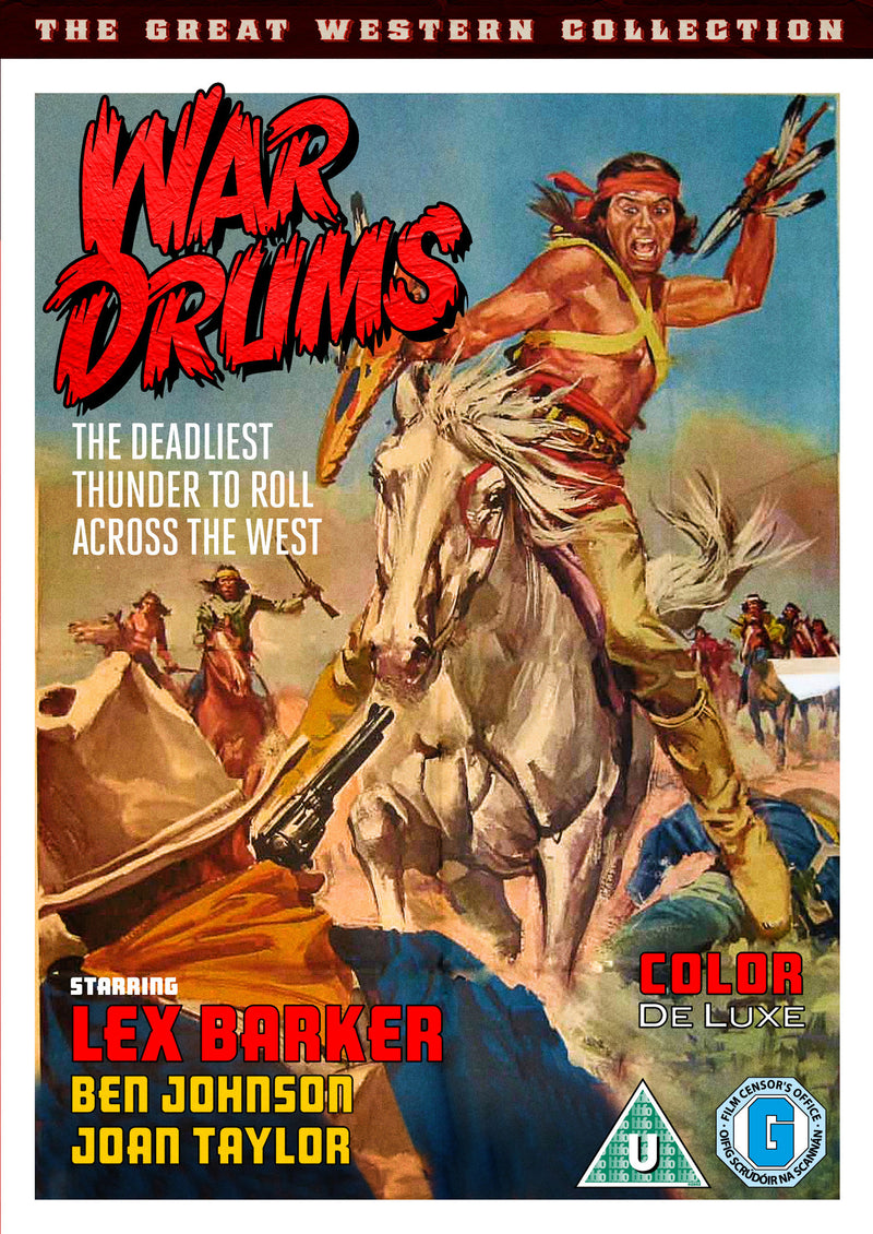 War Drums (1957) (DVD)