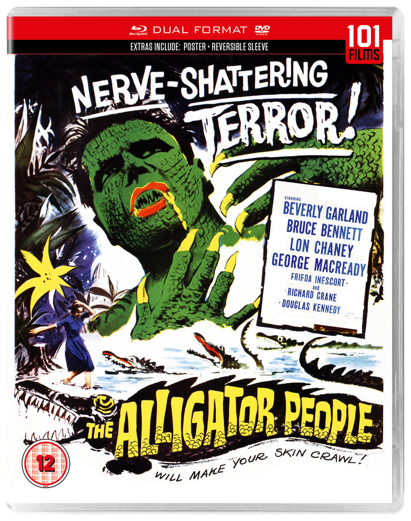 Alligator People (1959)