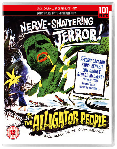 Alligator People [Blu-Ray]