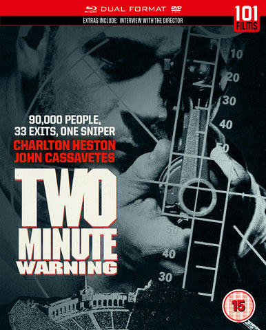 Two Minute Warning (1976) (Dual Format)