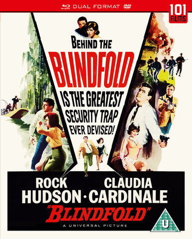 Blindfold (Dual Format)