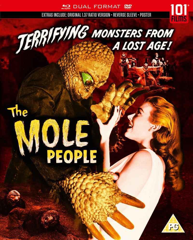 Mole People (1956)