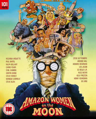 Amazon Women on the Moon (1987) (Dual Format) Released 02/04/18