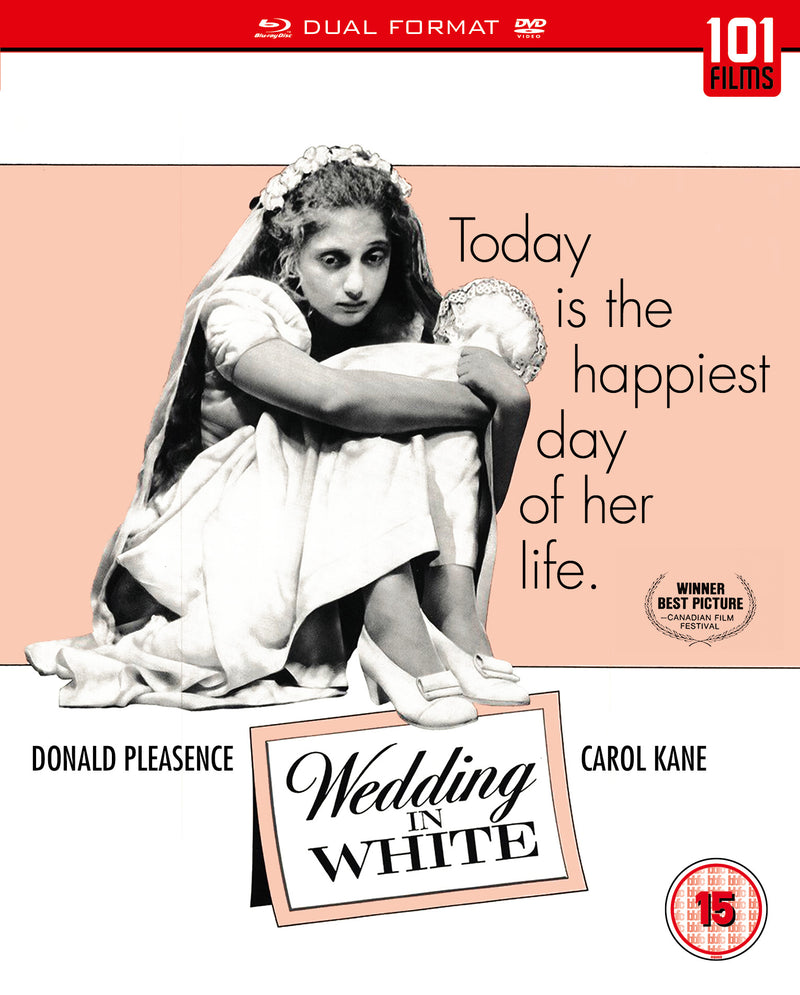 Wedding In White (1972) (Dual Format)