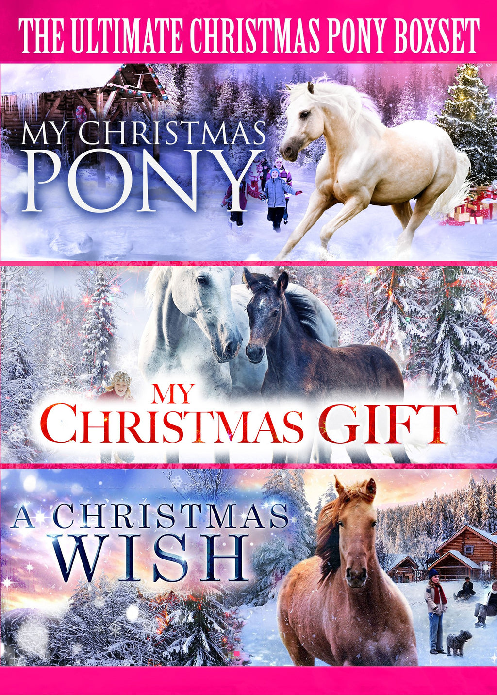 Christmas Pony Boxset