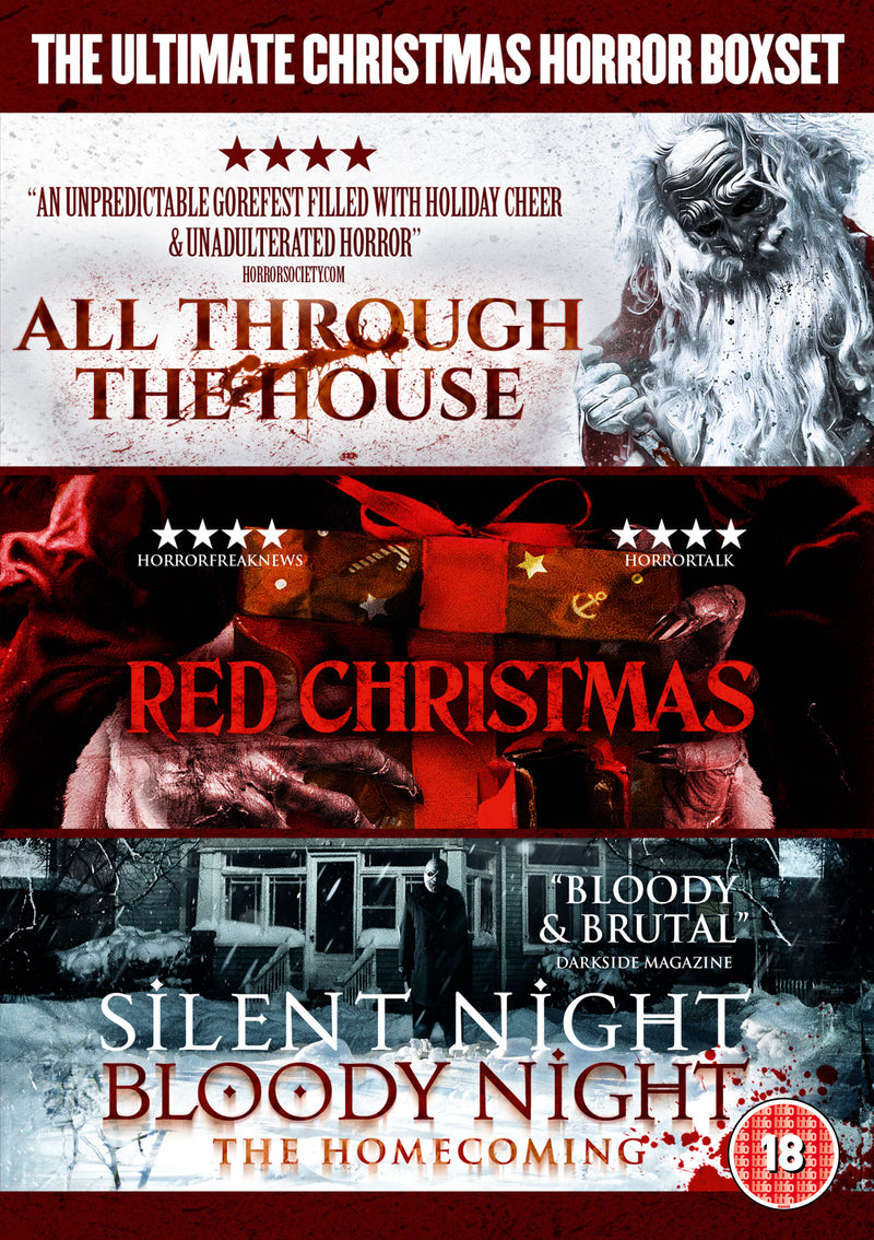 Christmas Horror Boxset (DVD)