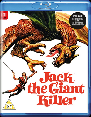 Jack the Giant Killer (1962)