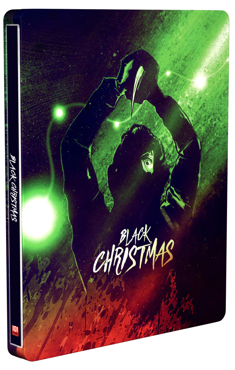 Black Christmas steelbook