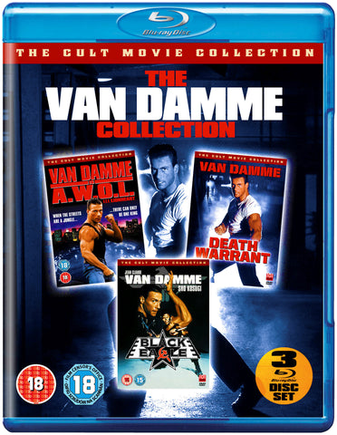 Van Damme Collection (Blu-Ray)