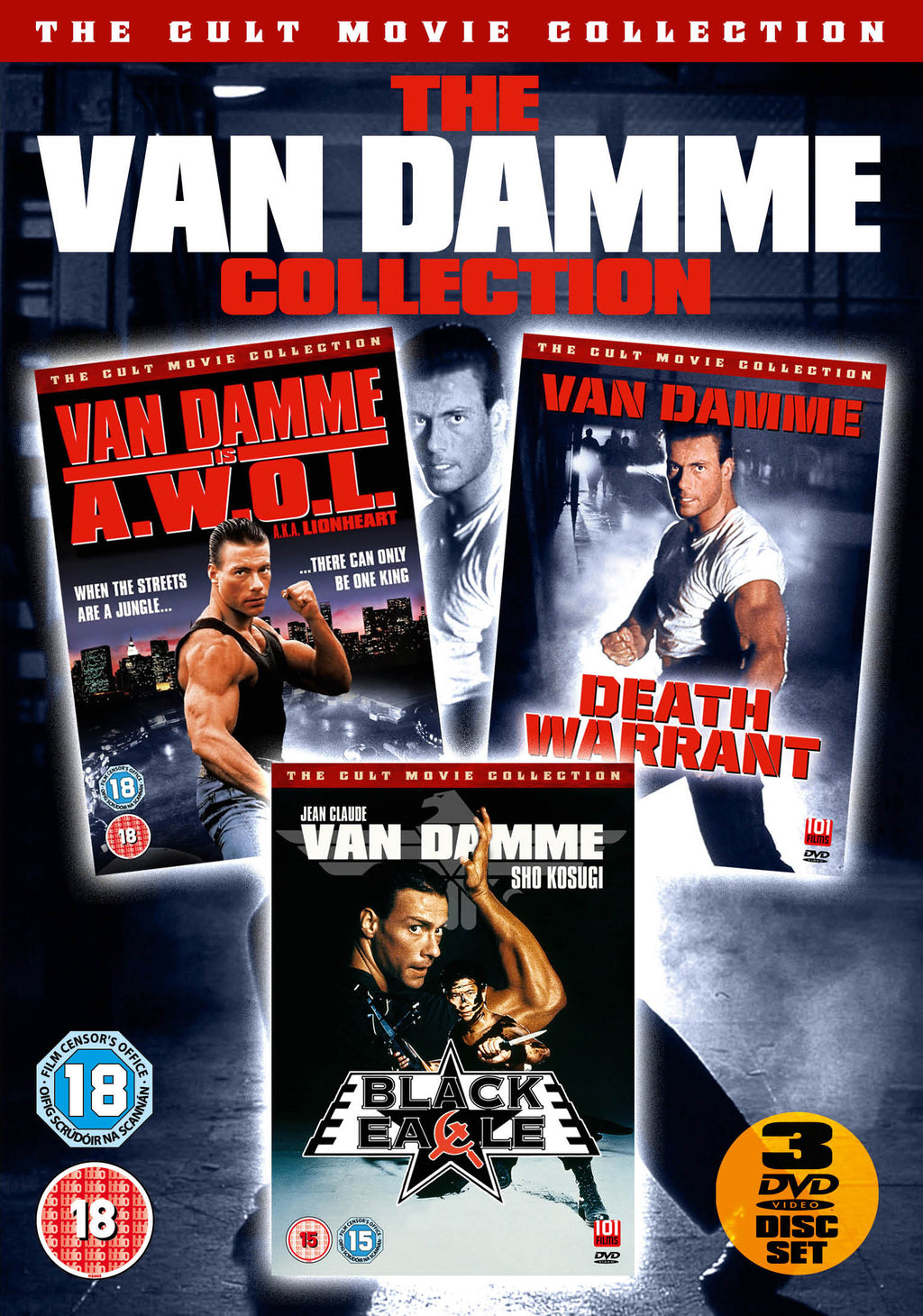 Van Damme Collection (DVD)