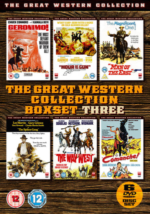 Great Western Collection 3 (DVD)