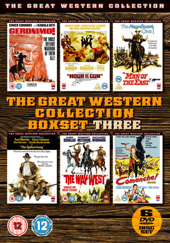 Great Western Box Set Volume 3 [DVD]