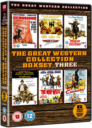 Great Western Box Set Volume 3