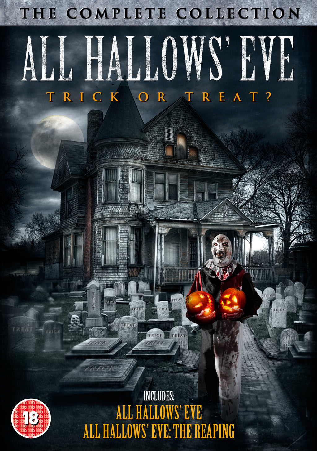 All Hallow's Eve & All Hallow's Eve: The Reaping (DVD)