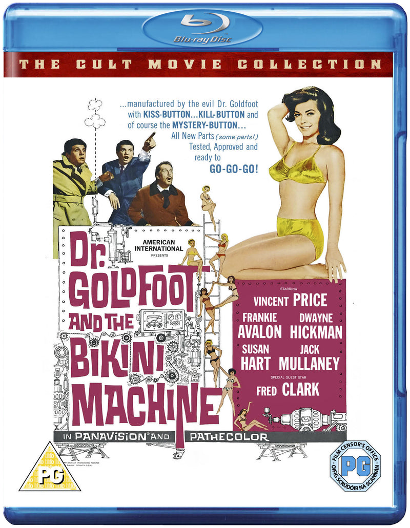 Dr Goldfoot and the Bikini Machine (1965)