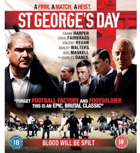 St George's Day (Blu-Ray)