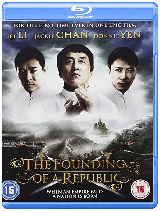 Founding of the Republic (Blu-Ray)