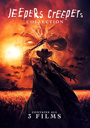 Jeepers Creepers 1-3 Boxset