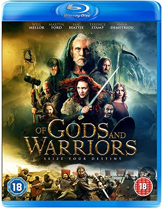 Of Gods and Warriors (Blu-Ray)