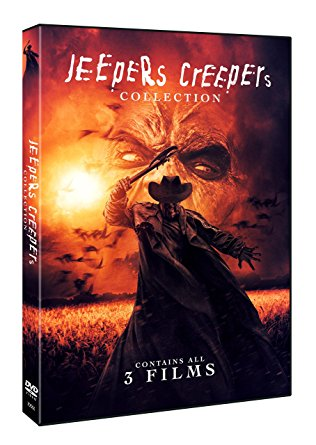 Jeepers Creepers 1-3 Boxset Released 01/01/18