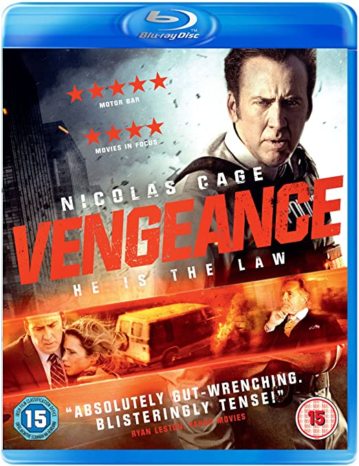 Vengeance (Blu-ray)