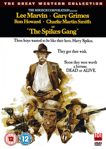 The Spikes Gang [DVD]