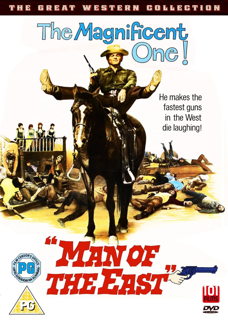 Man Of The East (1972) (DVD)