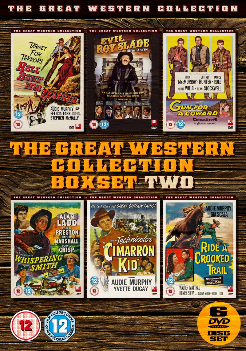The Great Western Collection 2 (DVD)