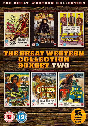Great Western Box Set Volume 2 [DVD]