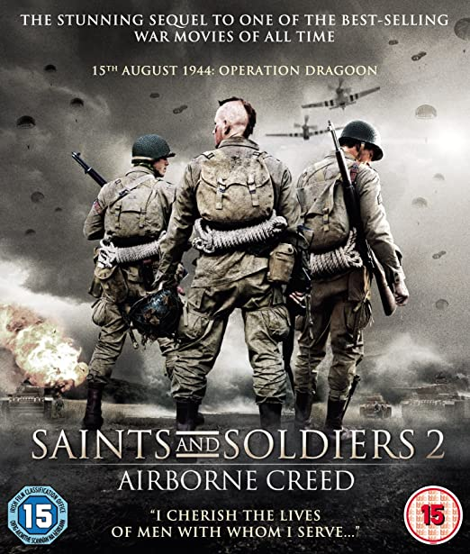 Saints and Soldiers: Airborne Creed (Blu-Ray)
