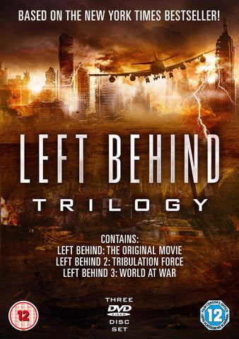 Left Behind - Original Movies Triple Box Set [DVD]