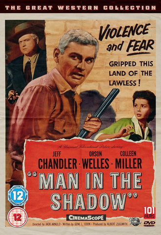 Man In The Shadow [DVD]