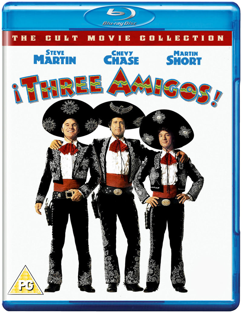 Three Amigos! (1986)