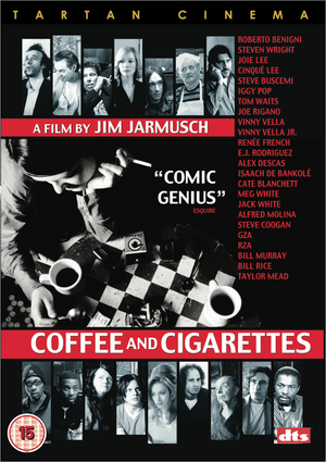 Coffee and Cigarettes (2003) (DVD)