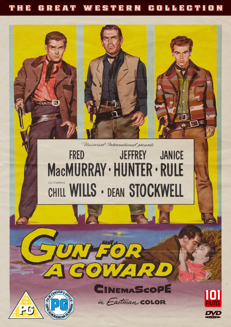 Gun For A Coward (1957) (DVD)
