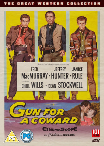 Gun For A Coward [DVD]