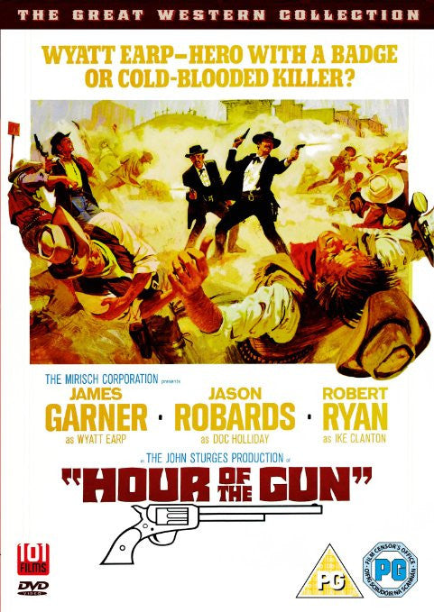 Hour Of The Gun (1967) (DVD)