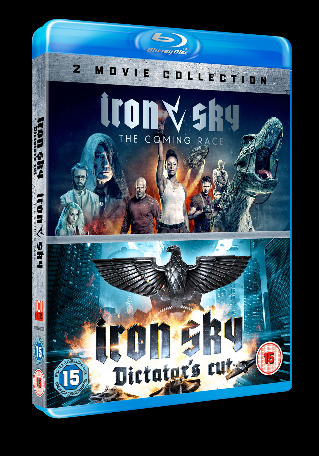 Iron Sky Collection (Blu-ray)