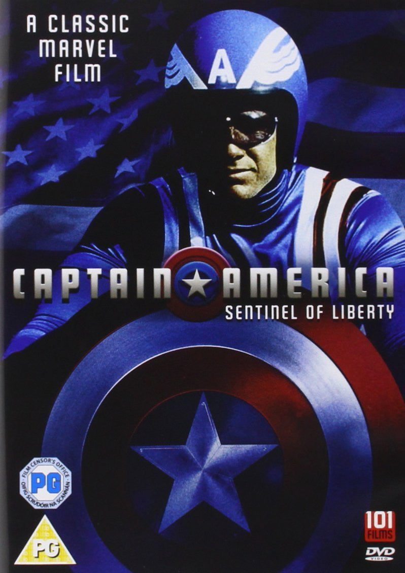 Captain America - Sentinel Of Liberty (1979) (DVD)
