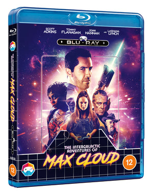 The Intergalactic Adventures of Max Cloud (2021) (Blu-ray)