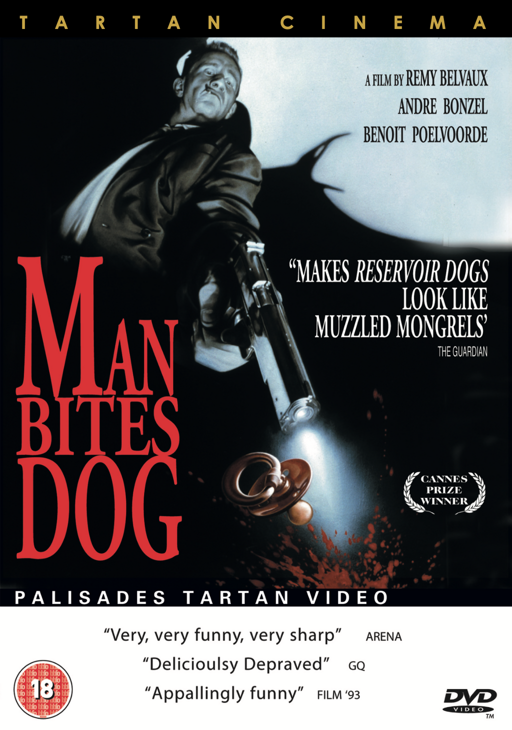Man Bites Dog (1992) (DVD)